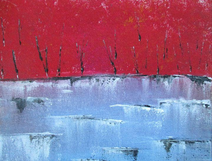 Icy Waters - Jennifer s Work