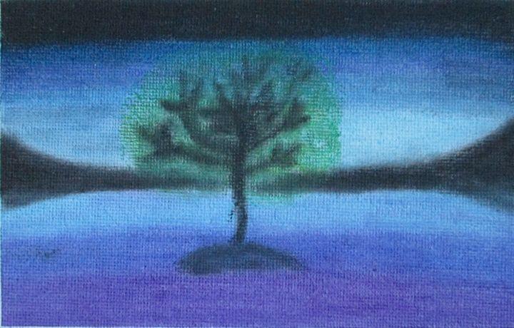 Island Tree - Jennifer s Work