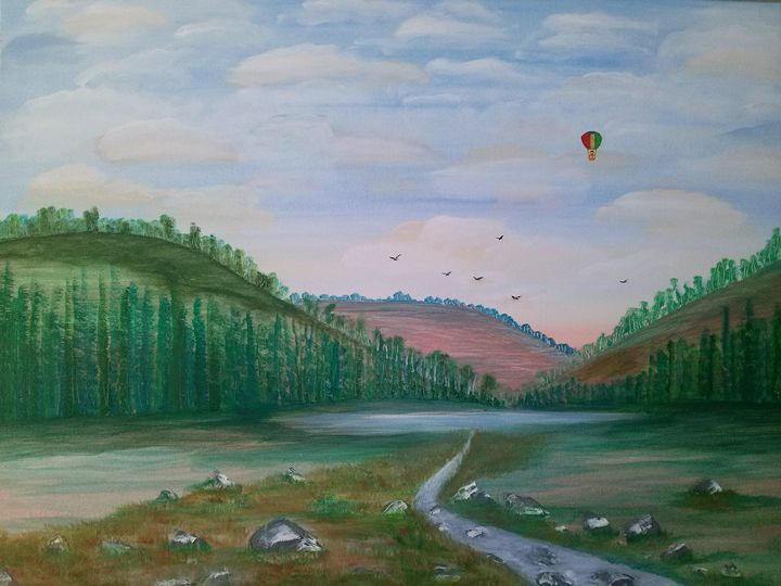 Wetlands - Kemp Artwork