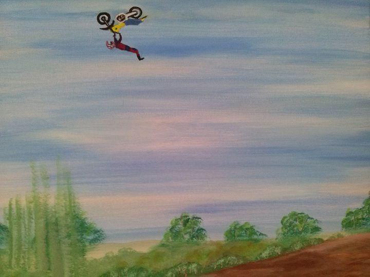 Flying high - Kemp Artwork
