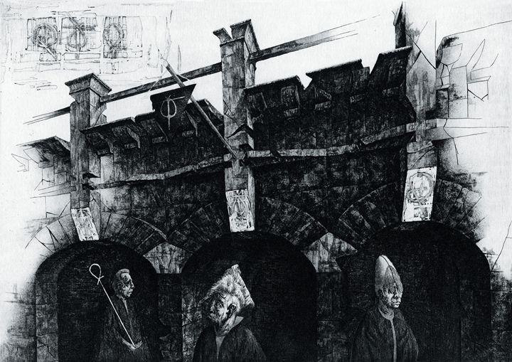 Ор.81. Three seniors - Ihor Podolchak