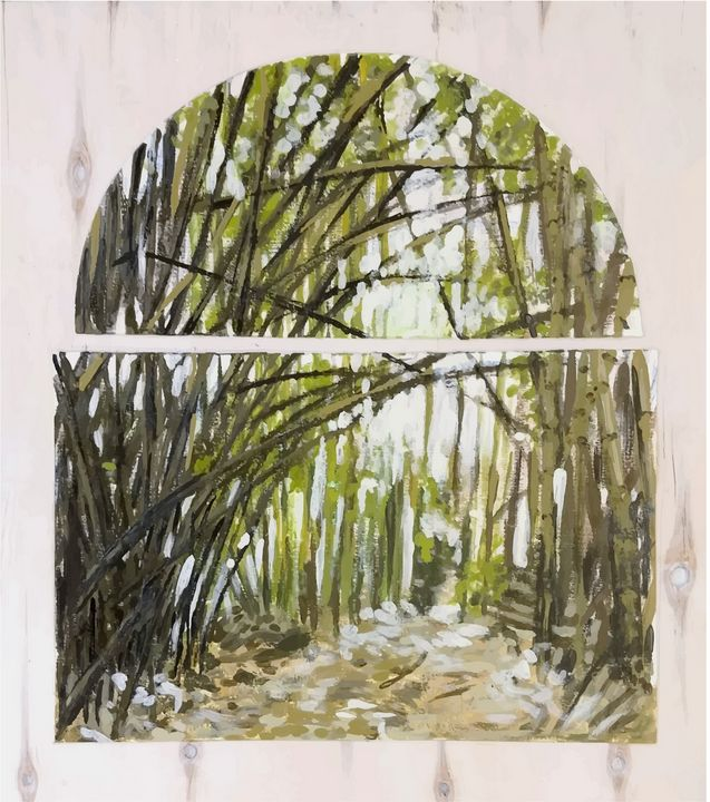 Bamboo Forest - SJD: