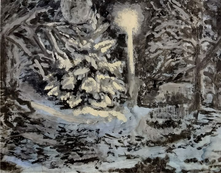 Light in the Snow - SJD: