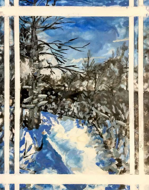 Winter Path - SJD: