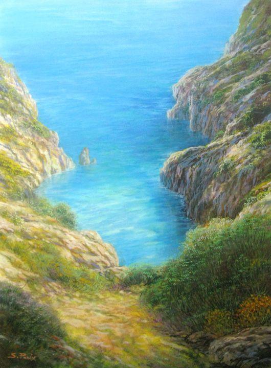 Sea - Sandro Parise