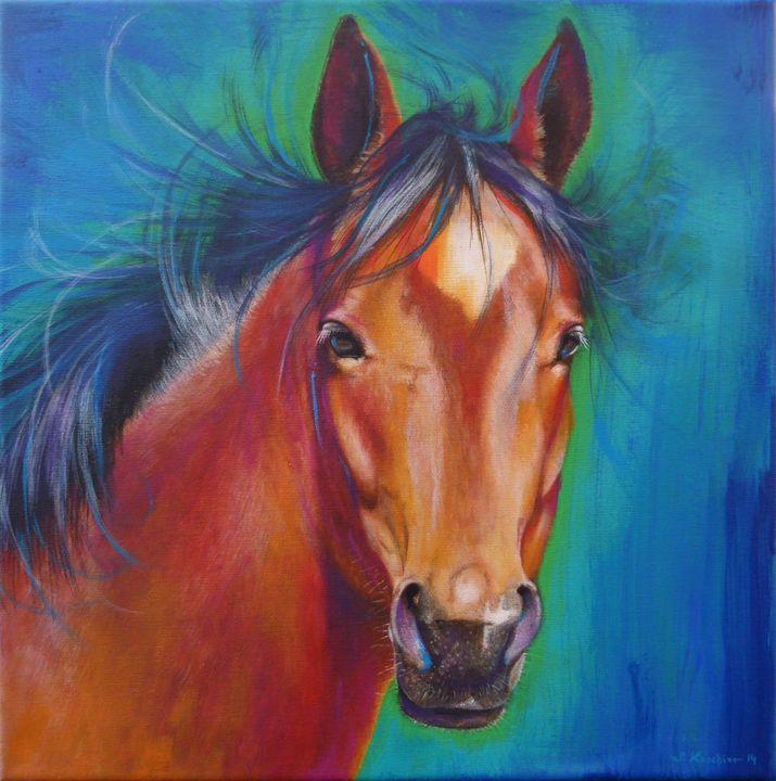 Horse Power Animal Spirit Guide - Sabine Koschier