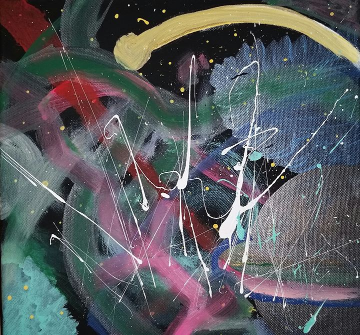 Splattered space - Undeadgrin