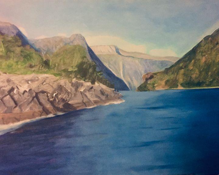 Mount Cook New Zealand - Artworks