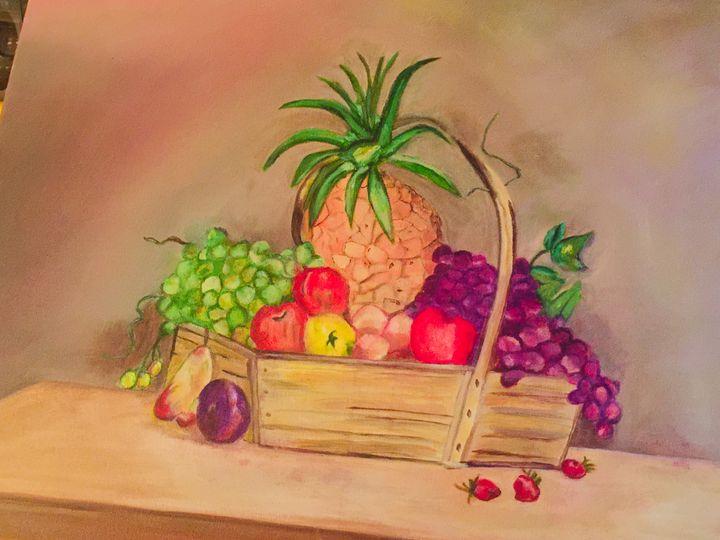 Fruit Basket - Artworks