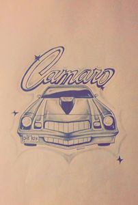 78 Camaro LT
