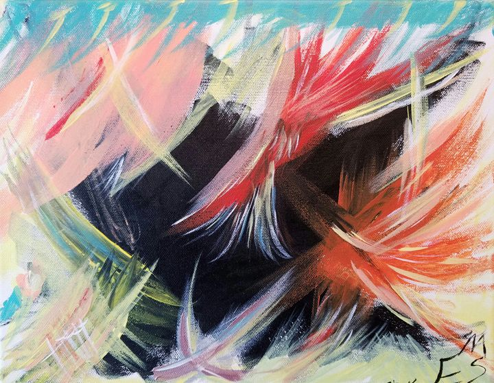 Feathers - E.M.S ART