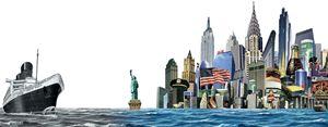 New York - Paul Bateman