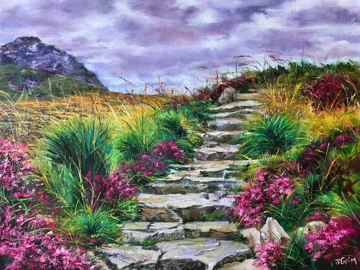 Irish Spring Color - Julie B. Grim Fine Art