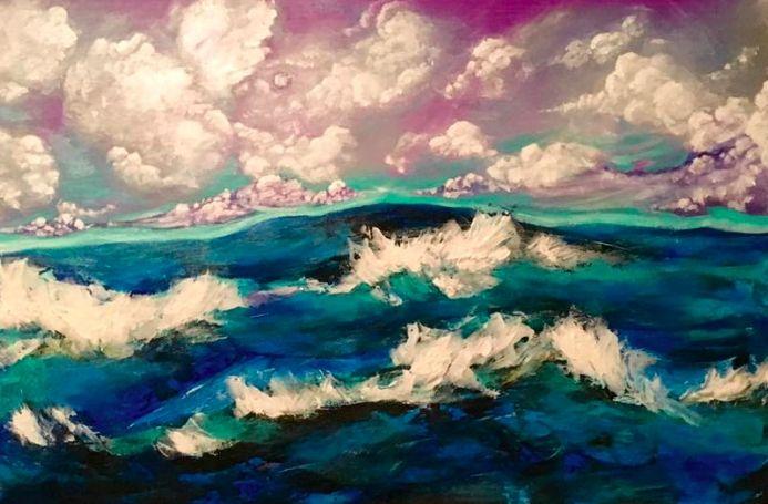Open Sea - Kelvin Arias Studio