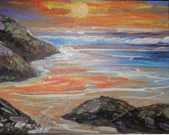 Sunset - Latin Art