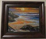 9.5*7.5 in. Original Painting