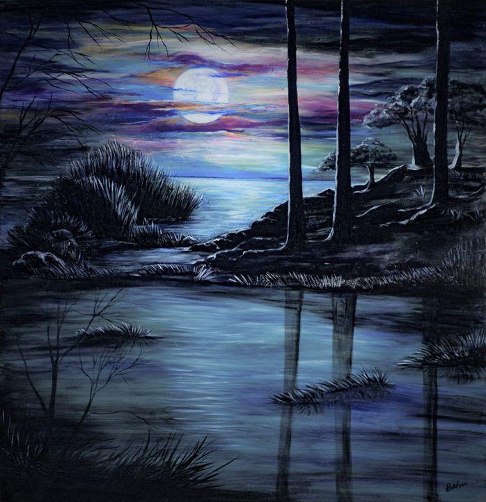 Moonrise - Rachel McClure