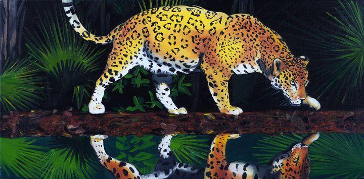 Leopard - Gesso Fresco