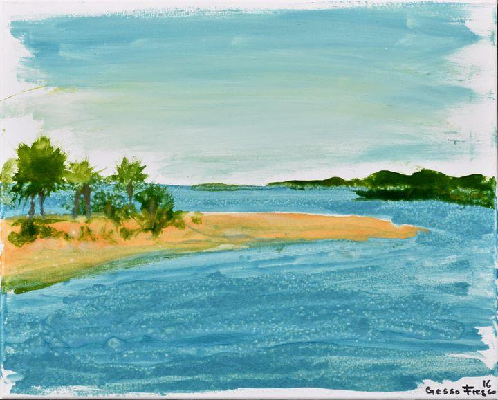 Island - Gesso Fresco
