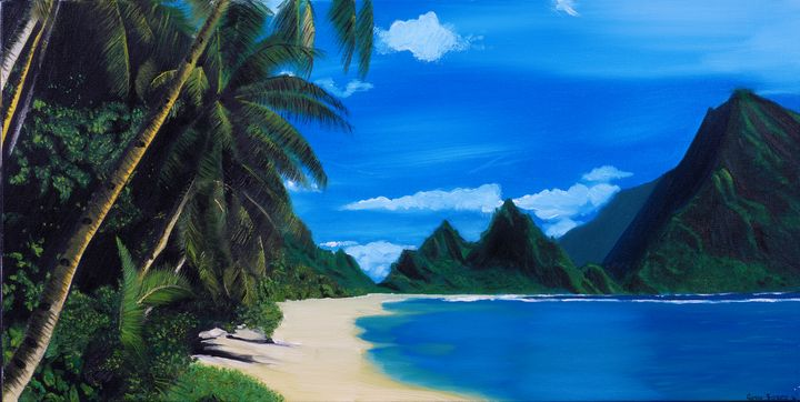 Paradise - Gesso Fresco