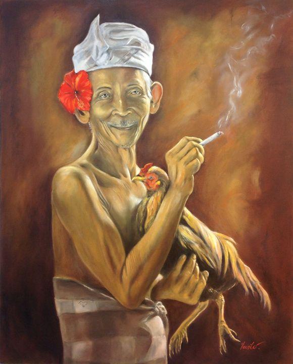 Bali Joe - Ianto's Gallery