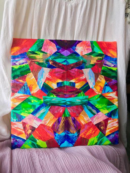 Kaleidoscope Maze - Brandi Rose