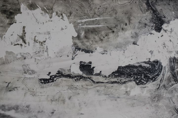 Abstract Acrylic/Mixed 0001 - Abstract