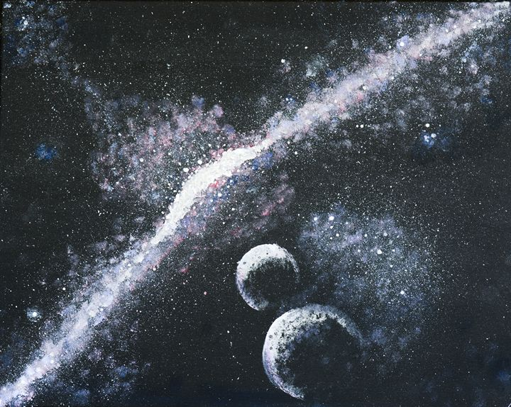 Galaxy - Lyndall's Artwork