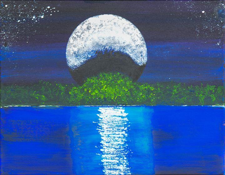 Luminous - Lyndall's Artwork