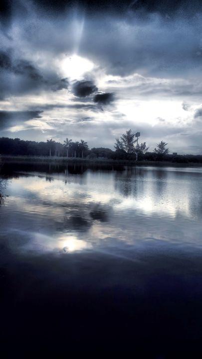 Cherry Lake - Black Nature
