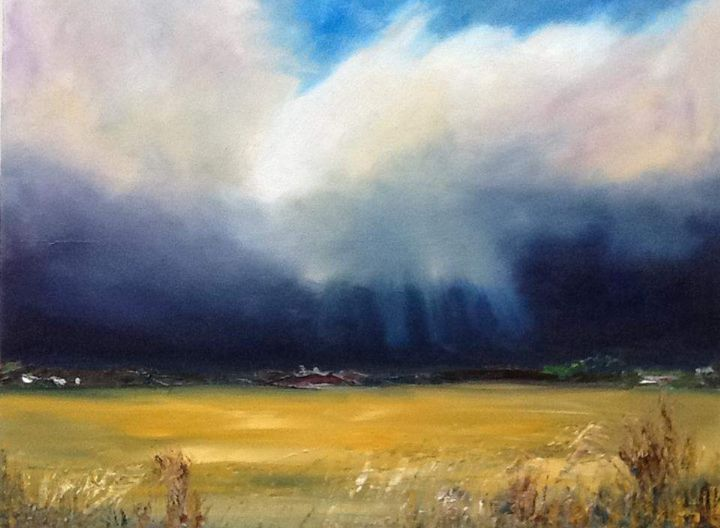 Incoming Storm West of Ireland - Anne Pears