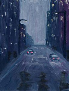 Shades in Rain - Michael Mealie