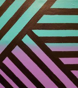 Pastel lines