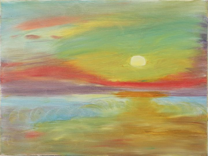 Ocean Tranquility - Lanash