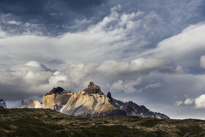 Torres del Paine, Patagonia. - Victor Astete