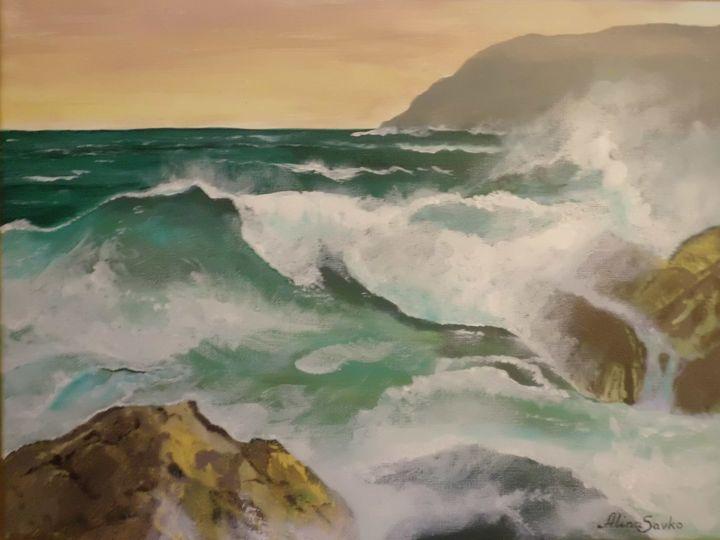 Beauty of the Sea - Alina Savko