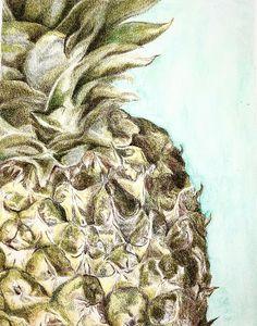 Pineapple - Enchanted Art