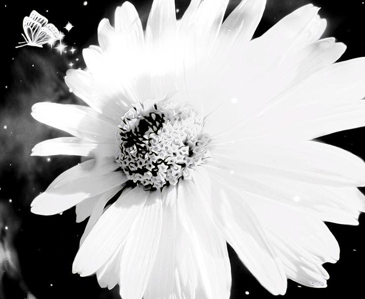 fairytale flower - GabriellasArt by Gabriella Weninger-David