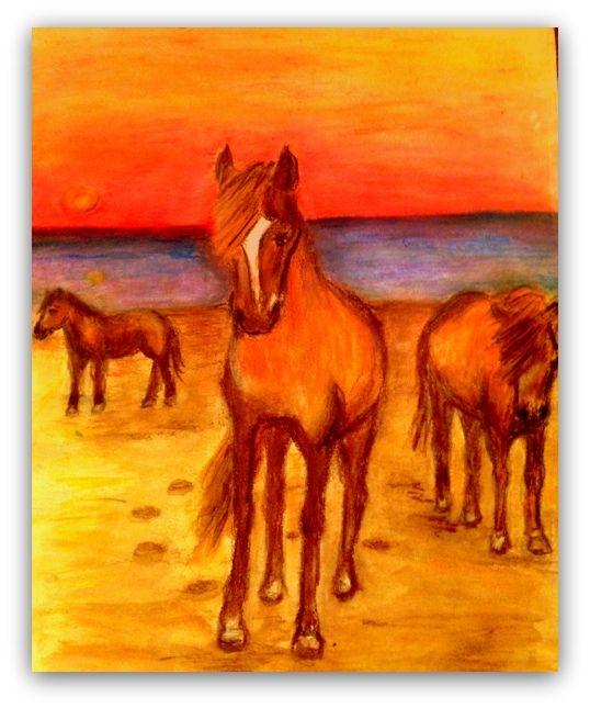 Wild Horses - Gypsy Heart Gallery