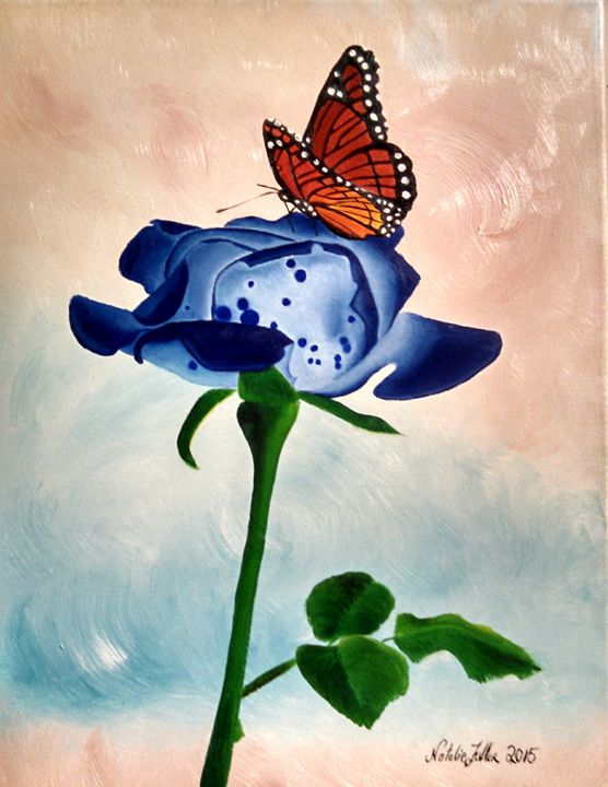 Blue Velvet - Natalie Fuller
