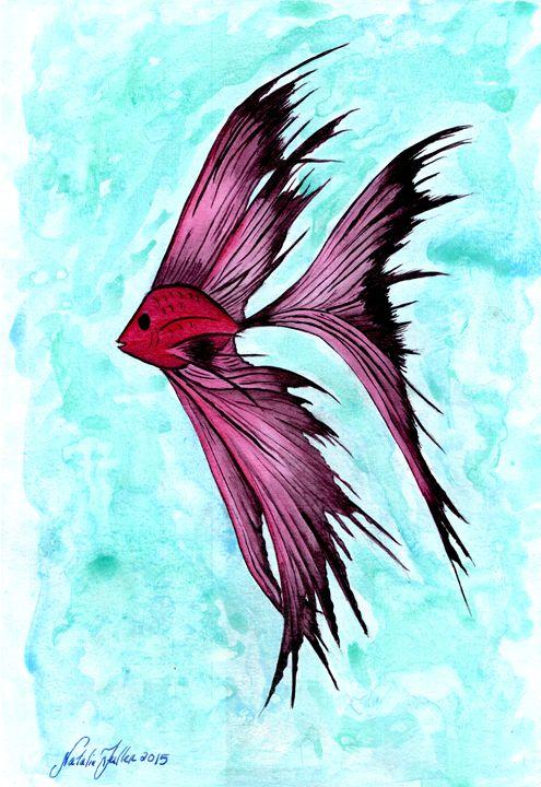 Fancy Fish - Natalie Fuller