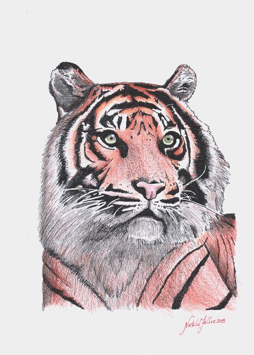 Bengal Tiger - Natalie Fuller