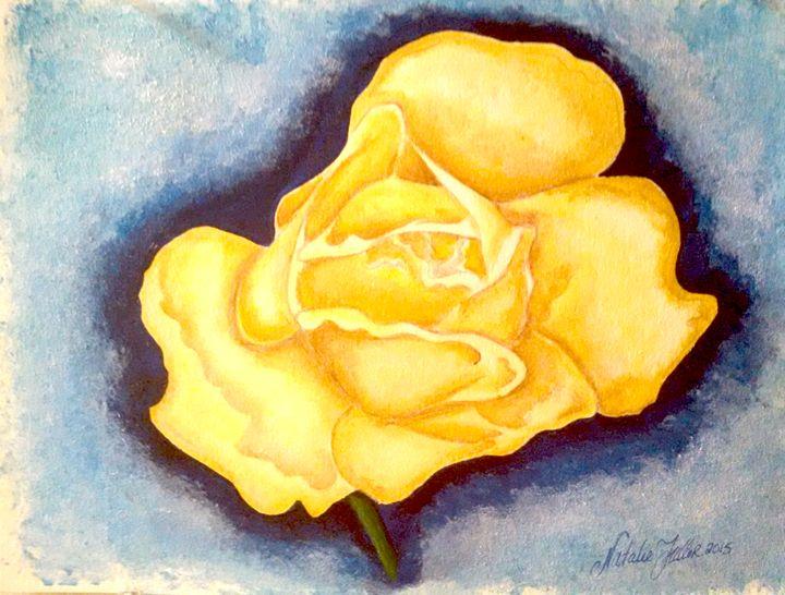 The Golden Rose - Natalie Fuller