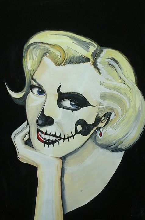 Marilyn - AltArtwork by Shaun