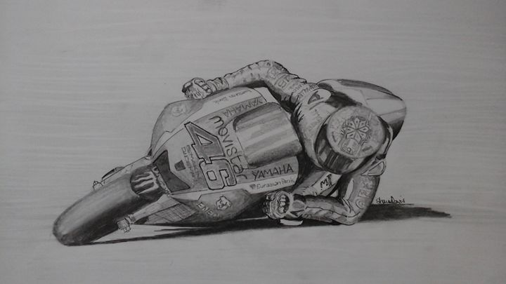 Elbow down - AltArtwork by Shaun