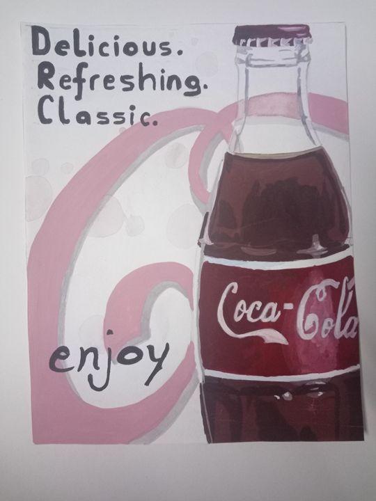 Coca cola - Anu