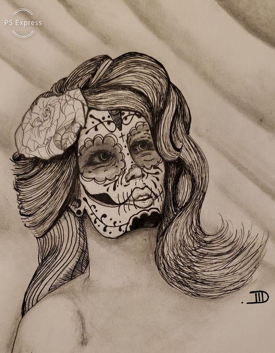 Rosey - Art by D