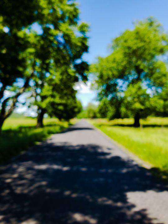 Backroads - Art by D