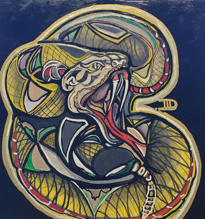 Venomous - Art by D