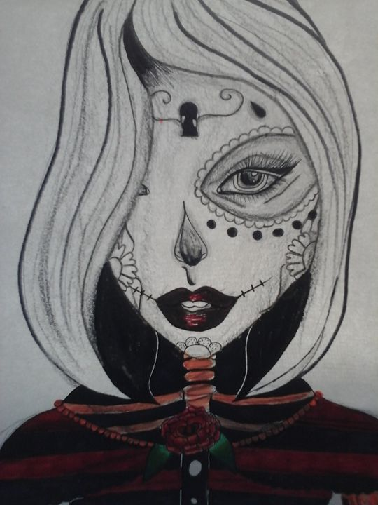 La Bella Muerte - BethSketches